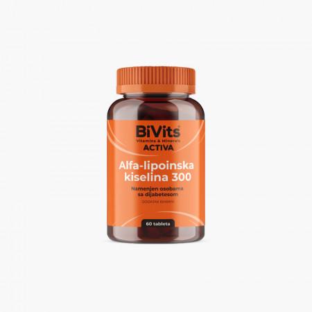 BiVits Alfa lipoinska kiselina 300mg