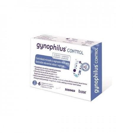GYNOPHILUS CONTROL VAGINALETE