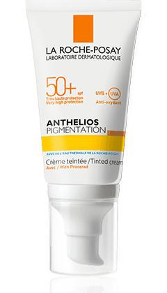 LA ROCHE POSAY ANTHELIOS PIGMENTATION Obojena krema za lice za dnevnu prevenciju pigmentacija