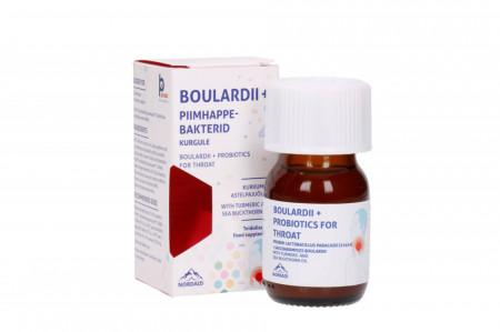 NordAid Boulardii+Lactobacillus za grlo