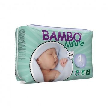 PELENE BAMBO 1 2-4kg 28kom