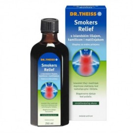 SIRUP ZA PUŠAČE- SMOKERS RELIEF