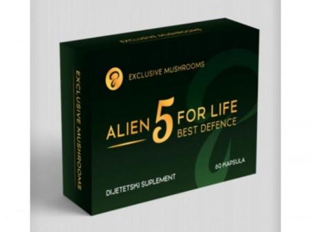 ALIEN 5 FOR LIFE
