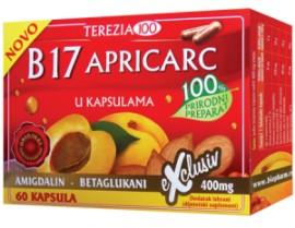 APRICARC B17 60 kapsula