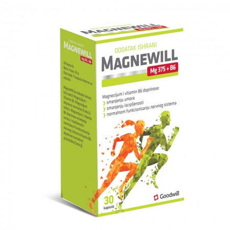 MAGNEWILL 30 KAPSULA