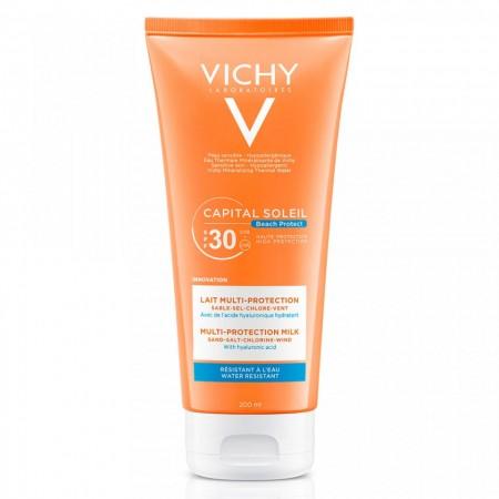 VICHY IDEAL SOLEIL Gel-mleko SPF 30 za mokru i suvu kožu