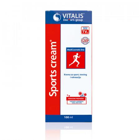 VITALIS SPORTSKA KREMA, 100ml