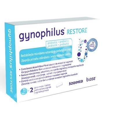 GYNOPHILUS RESTORE VAGINALETE