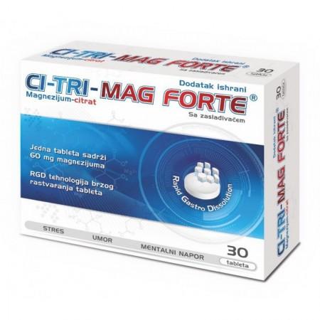CI-TRI-MAG FORTE tablete