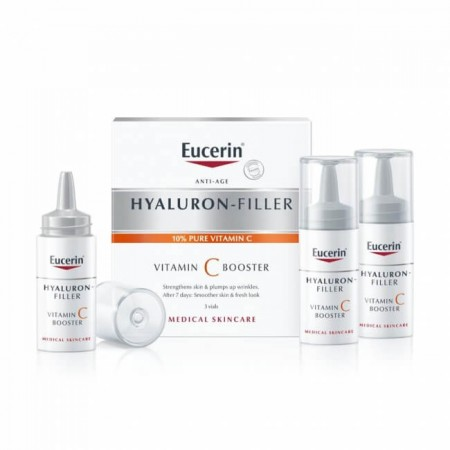 EUCERIN HYALURON FILLER SERUM SA VITAMINOM C