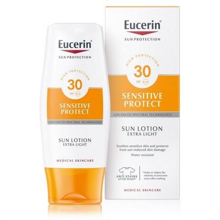 Eucerin Izrazito lagani losion za zaštitu od sunca SPF 30