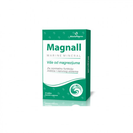 MAGNALL MARINE MINERAL