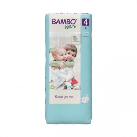 PELENE BAMBO 4 MAXI 7-14KG 48KOM