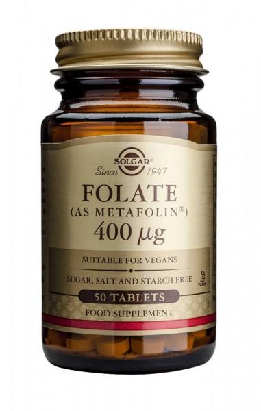 SOLGAR FOLAT 50 tableta