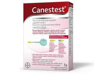 CANESTEST za otkrivanje vaginalnih infekcija