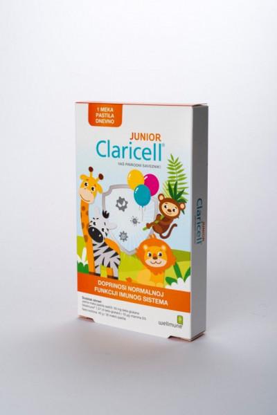 CLARICELL JUNIOR