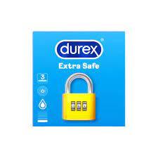 DUREX EXTRA SAFE 3KOM