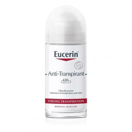EUCERIN Antiperspirant Strong Roll-On 50ml