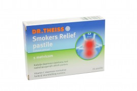 SMOKERS RELIEF PASTILE