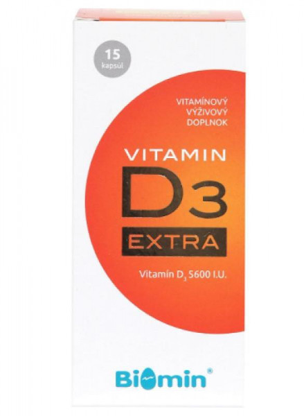 VITAMIN D3 EXTRA 5600IJ