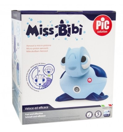 INHALATOR PIC MISS BIBI