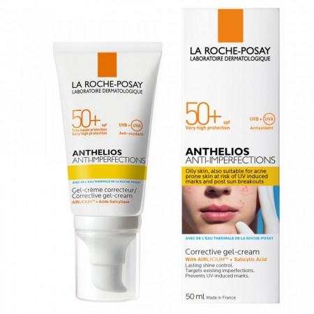 LA ROCHE POSAY ANTHELIOS ANTI IMPERFECTIONS KREMA SPF50