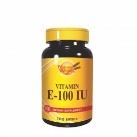 Natural Wealth E-100  100 gel kapsula