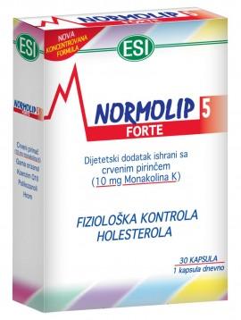 NORMOLIP FORTE DUO 60 kapsula