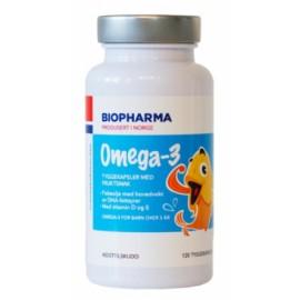 Norveške Omega-3 za decu sa ukusom voća