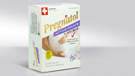 PREGNATOL ACTIVE FOLATE