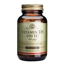 SOLGAR Vitamin D  100 kapsula