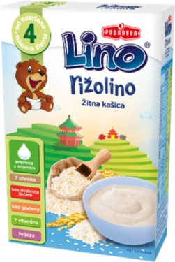 LINO KAŠICA RIŽOLINO