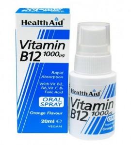 VITAMIN B12 U SPREJU