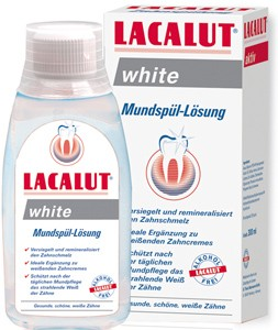 LACALUT RASTVOR WHITE
