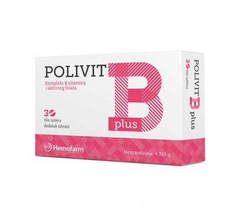 POLIVIT B PLUS 30 tableta
