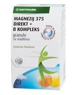 MAGNEZIJUM 375 DIREKT + B-KOMPLEKS
