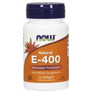 NOW VITAMIN E 400IJ