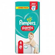 PELENE PAMPERS PANTS 4 (9-15KG) 52KOM