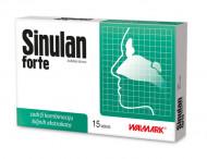SINULAN FORTE 15 tableta