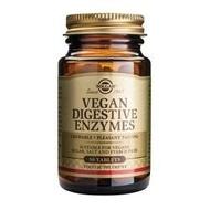 SOLGAR Probavni enzimi biljnog porekla  50 tableta