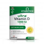 ULTRA VITAMIN D3 1000IJ
