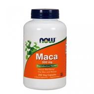 NOW MACA 100X500MG