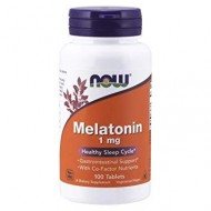 NOW MELATONIN 1MG