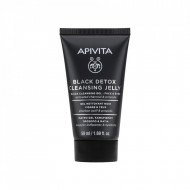 APIVITA CRNI DETOKS GEL 50ML