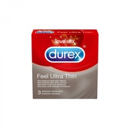 DUREX FEEL ULTRATHIN 3KOM