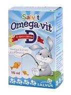SALVIT OMEGA- VITAMIN D KAPI