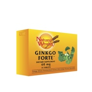 Natural Wealth Ginkgo Forte  60mg 72 tablete