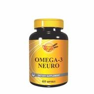 Omega-3 Neuro  60 gel kapsula