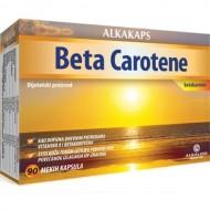 BETA CAROTENE ALKALOID