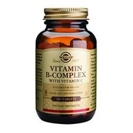 SOLGAR Vitamin B-complex sa vitaminom  C 100 tableta